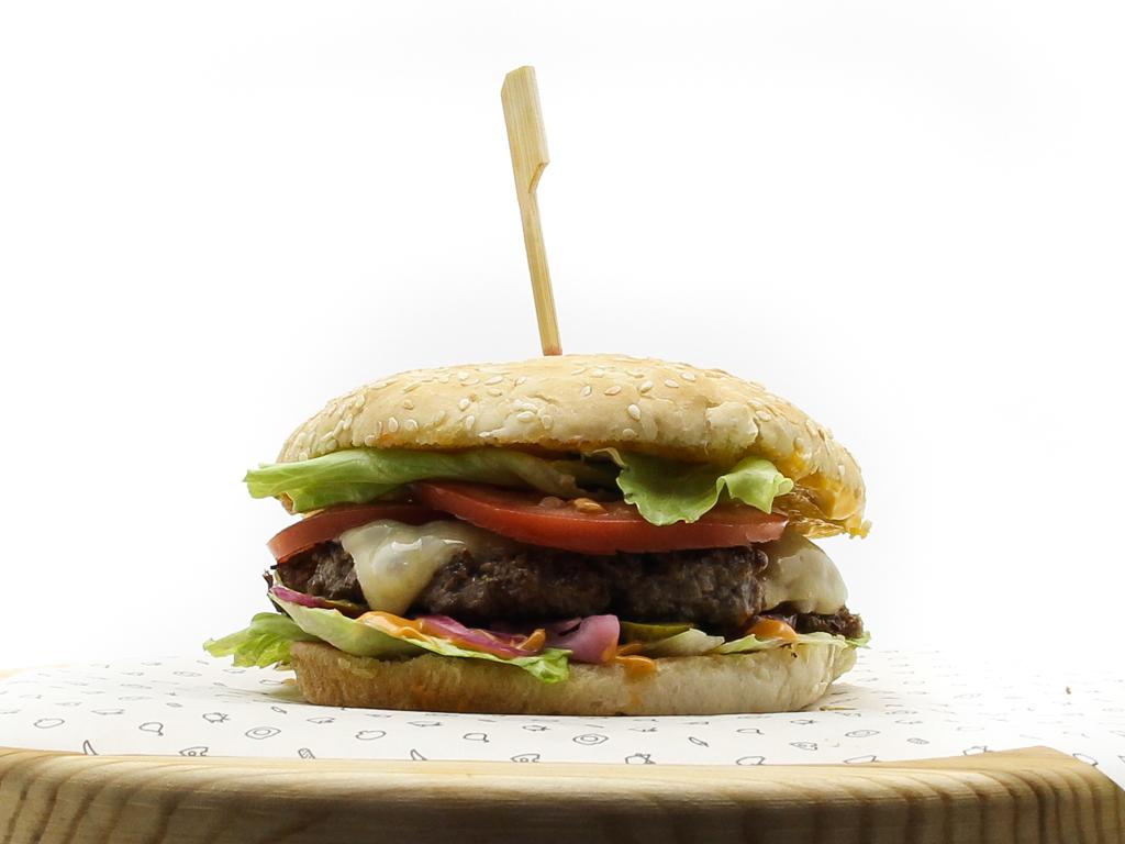 Крафт бургер