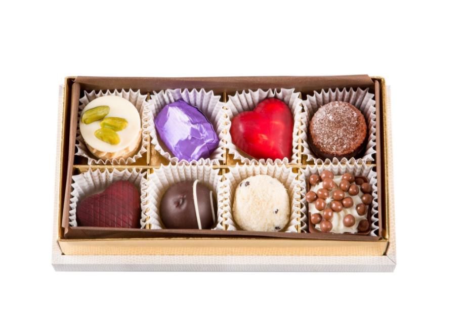 Шоколадный набор Модена
