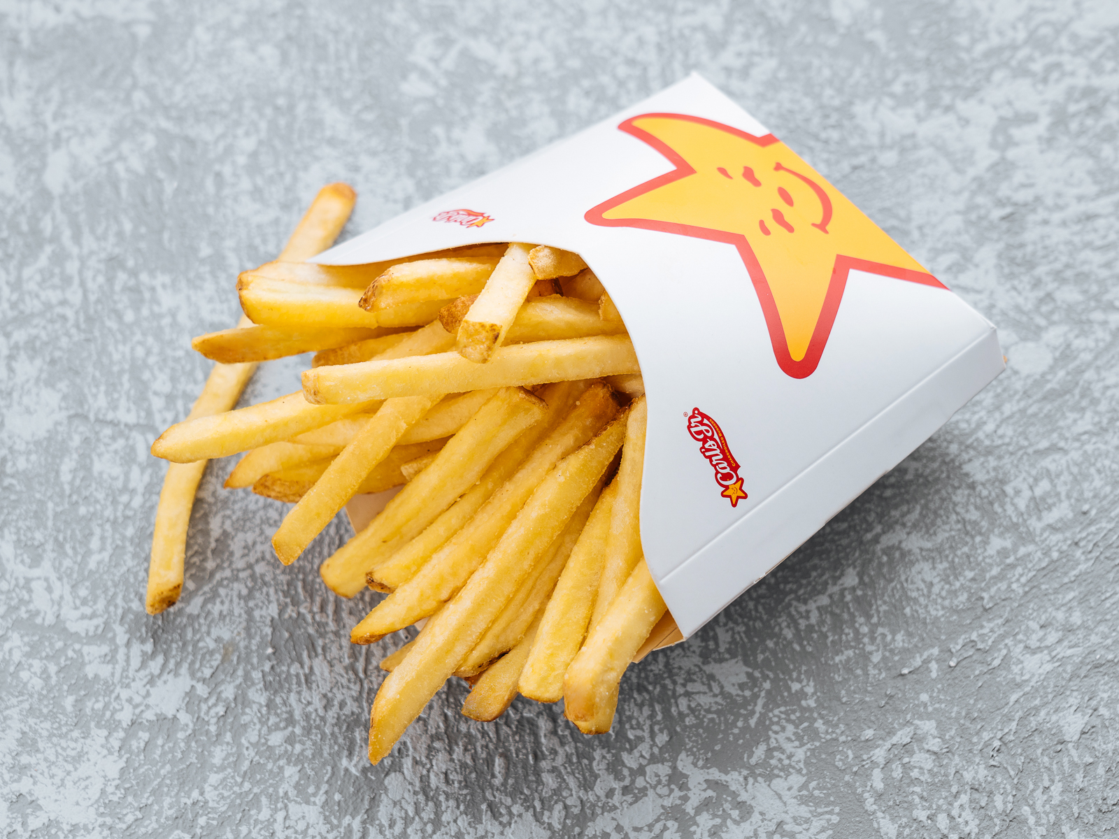 Хрустящий картофель фри