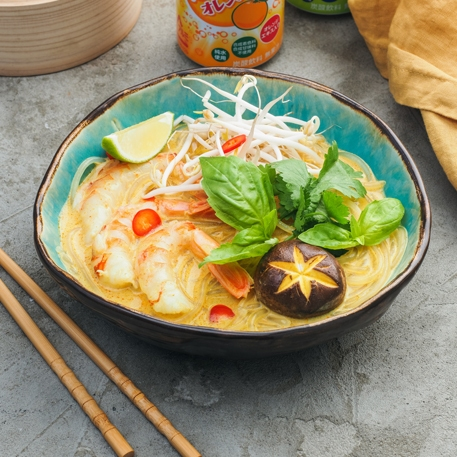Лакса (Малазийский суп)