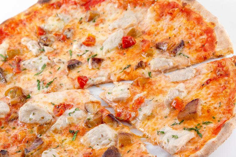 Пицца Афумикато