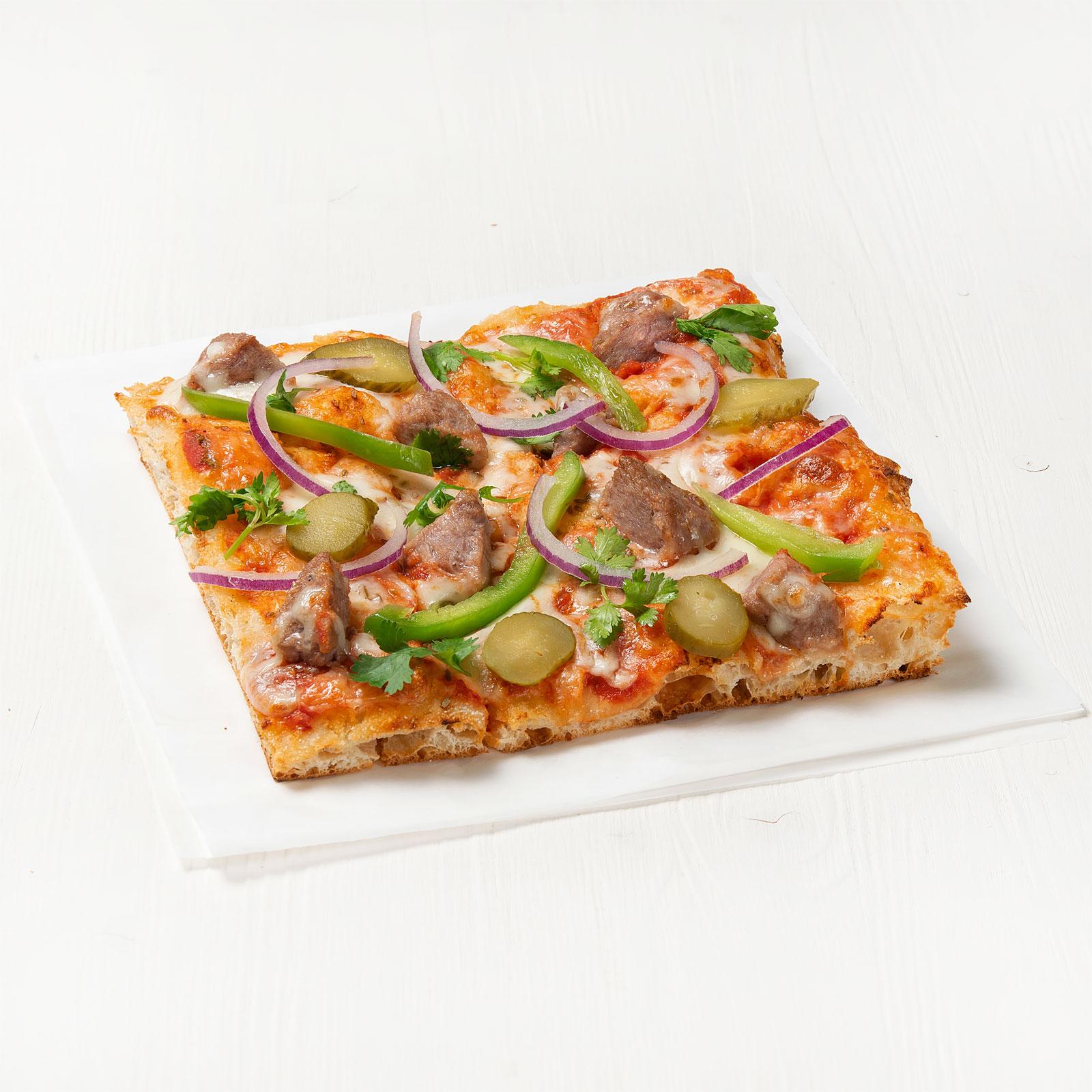 Пицца Ягненок Кебаб