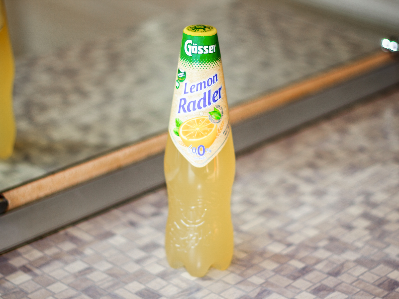 Безалкогольный напиток Gösser Lemon Radler