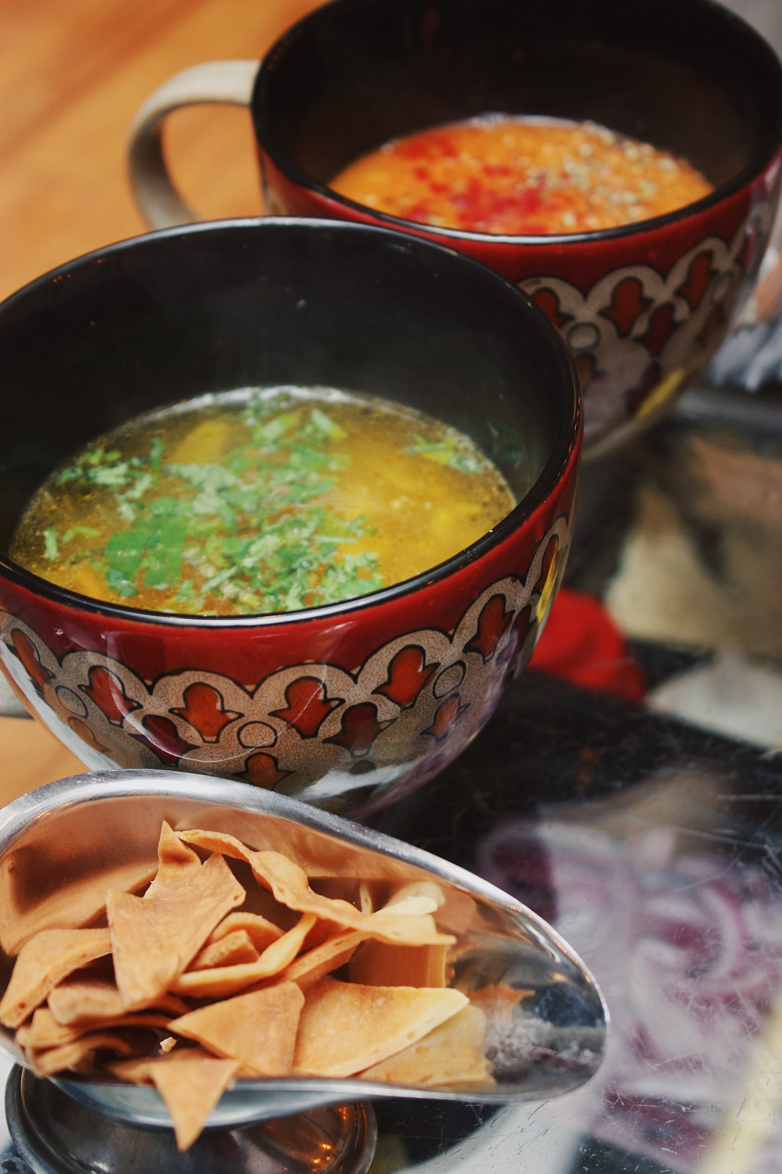 Ливанский суп