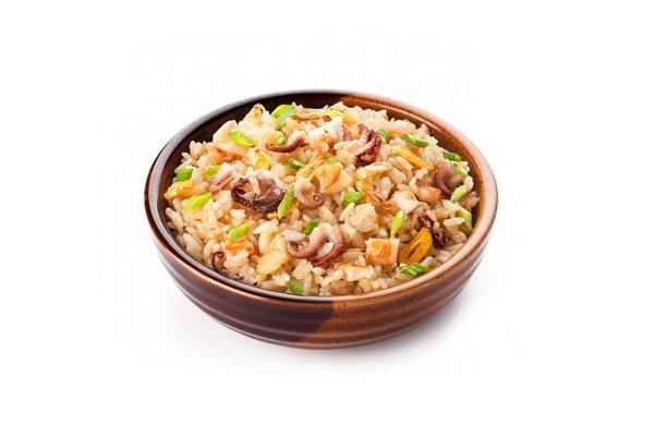 Рис с осьминожками