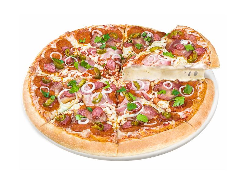 Пицца Бавария