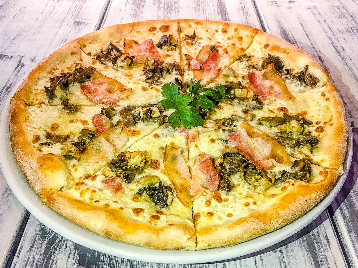 Пицца Тетрацини