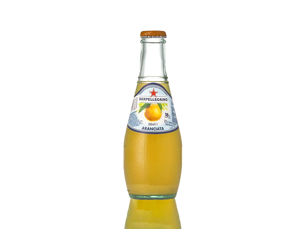 Апельсиновый Лимонад San Pellegrino