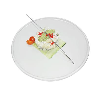 Салат Средиземноморский с креветками