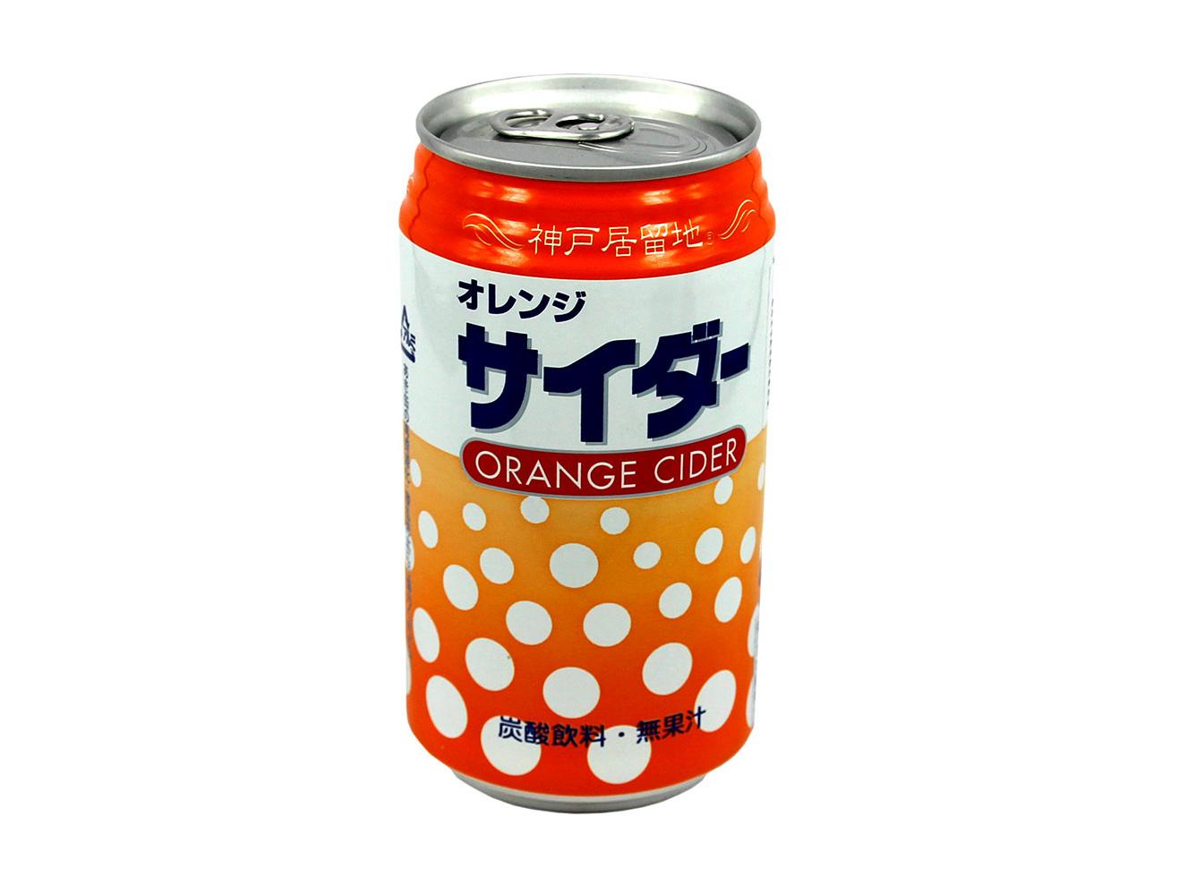 Фудзи Апельсиновый сидр