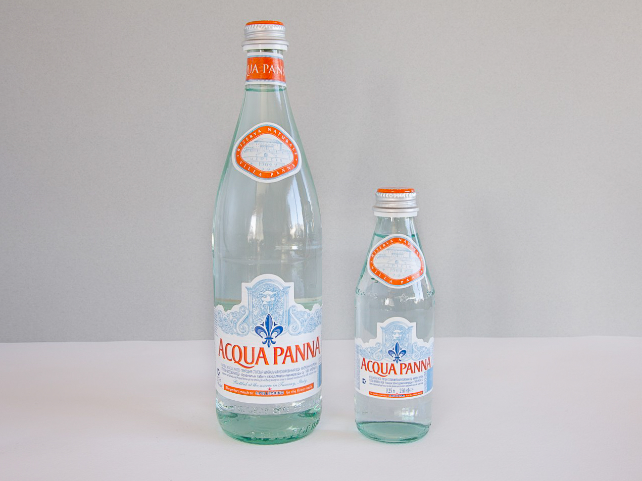 Вода Panna