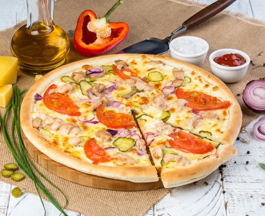Пицца Тар-Тар классическая