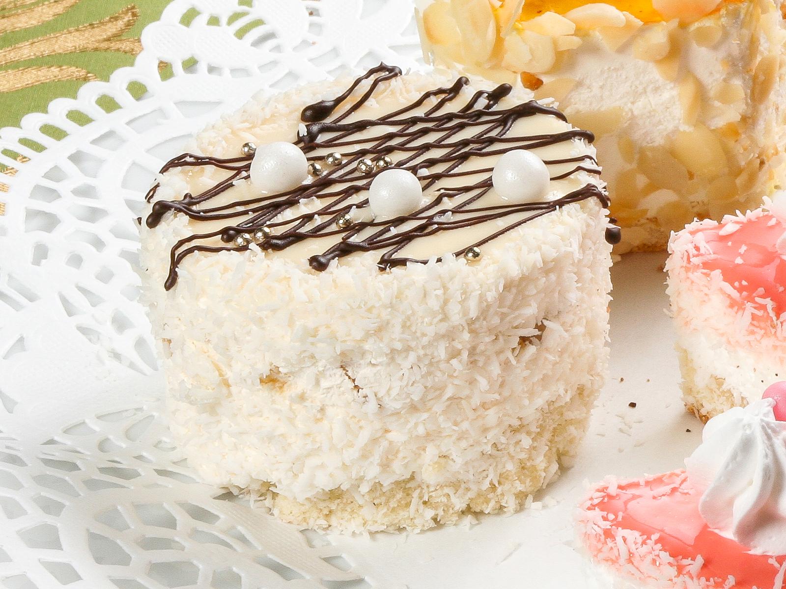 Пирожное Баунти