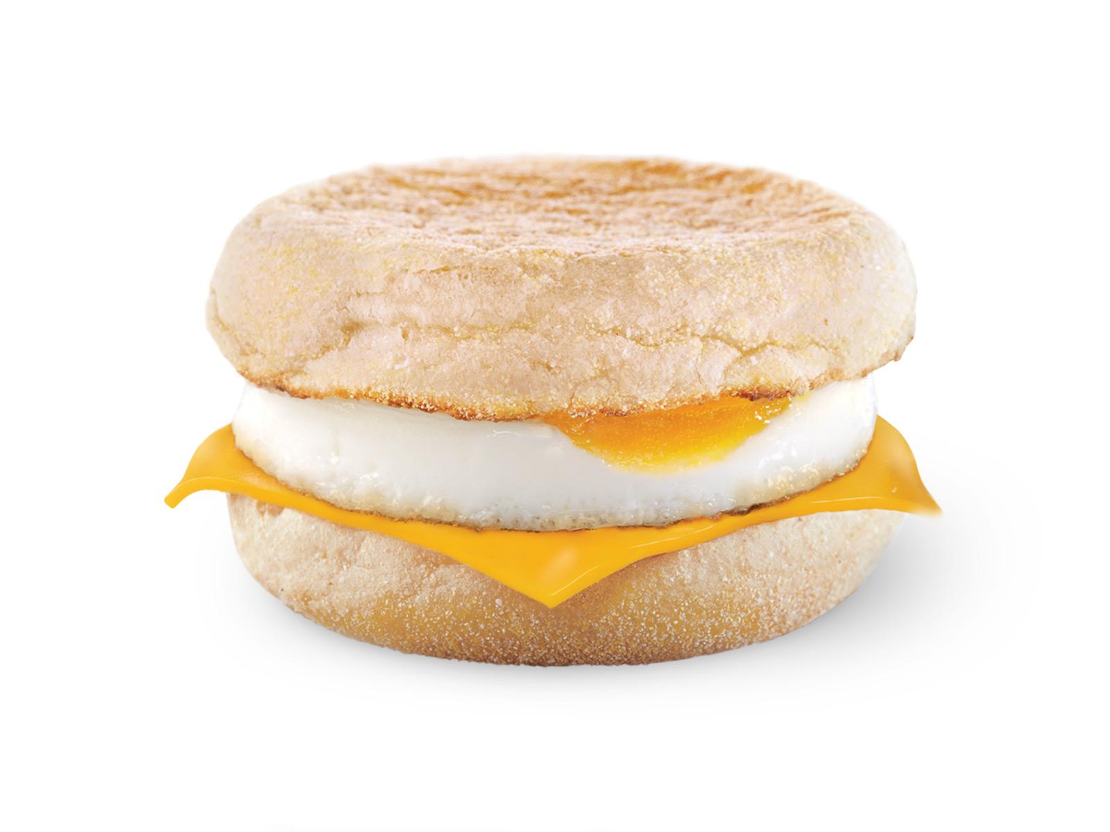 МакМаффин с яйцом и сыром