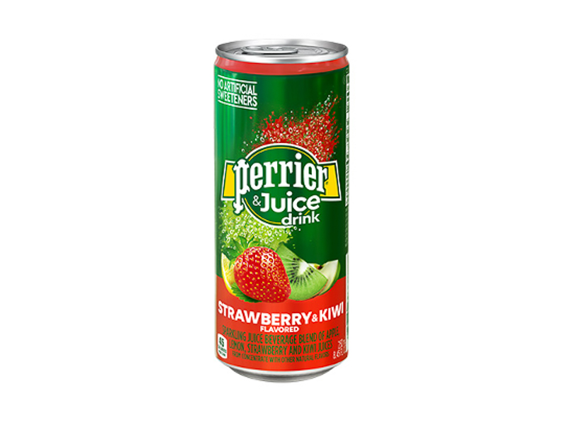 Perrier & Juice drink Клубника-Киви