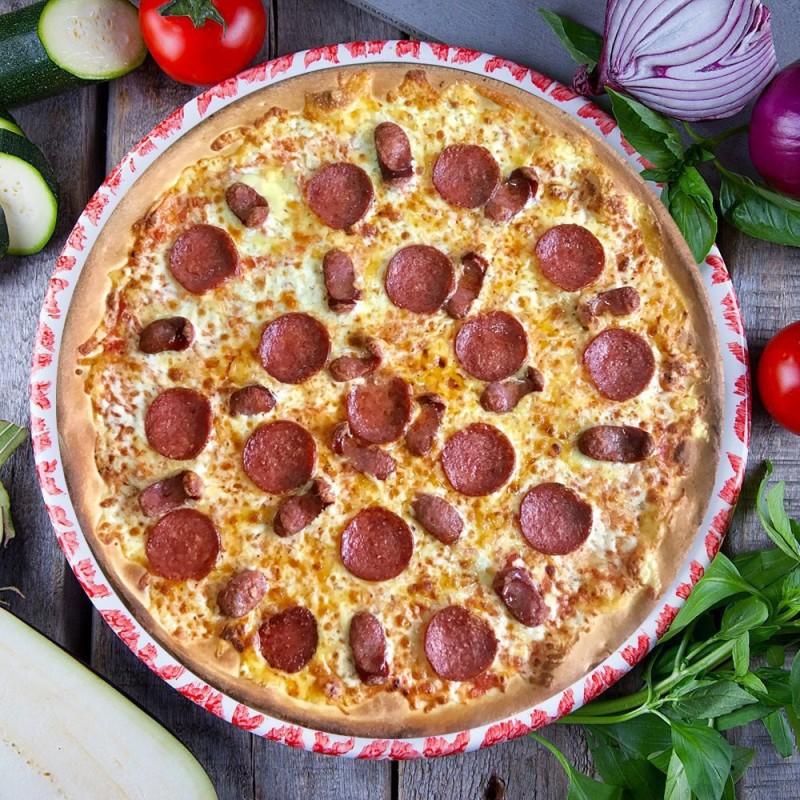 Пицца Бостон Салями