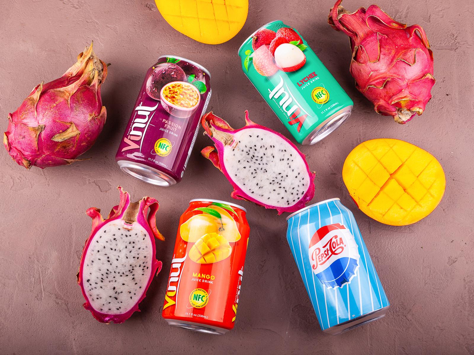 Вьетнамские газированные напитки