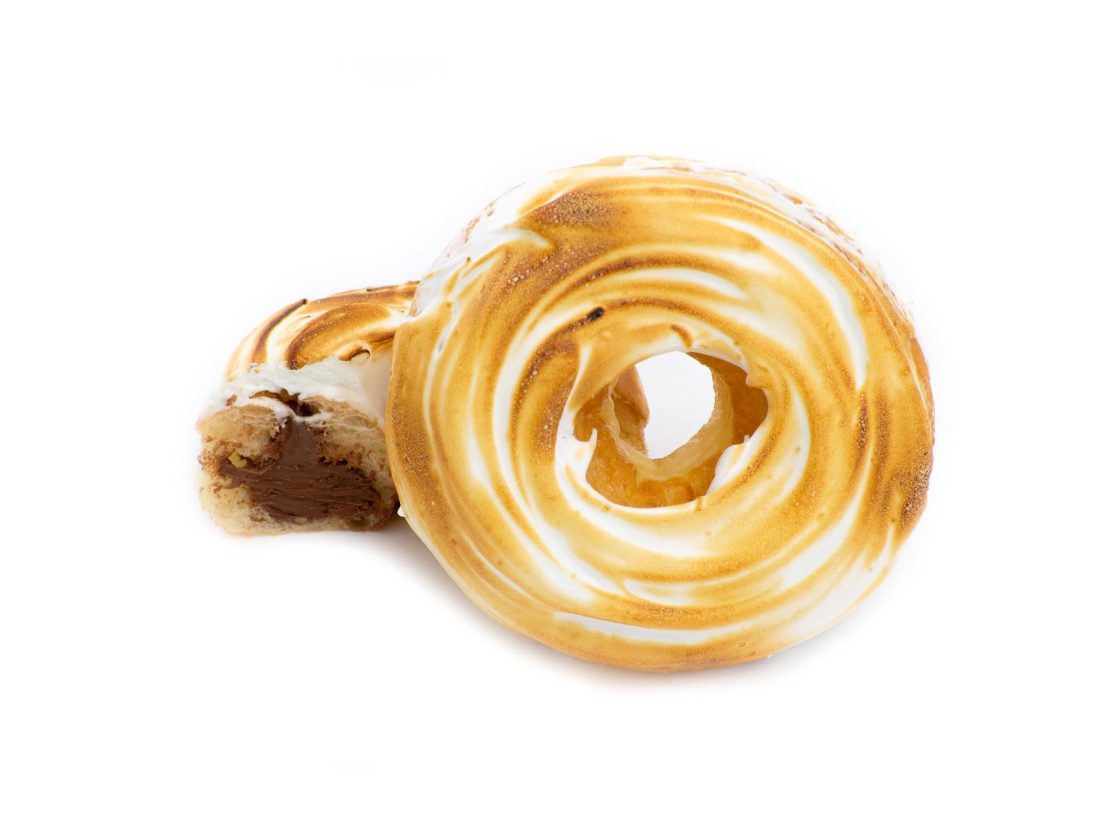 Пончик Кофейное безе