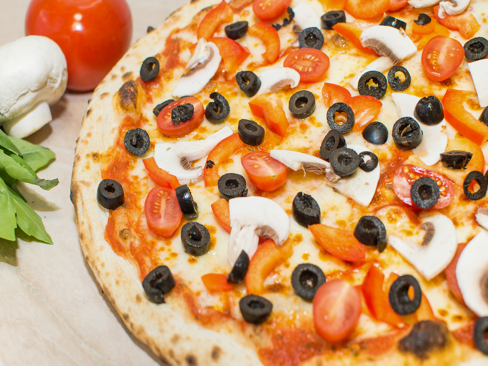 Пицца Веджи