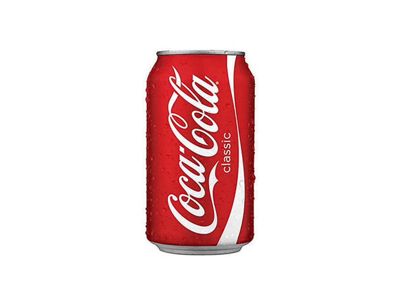 Coca-Cola в банке
