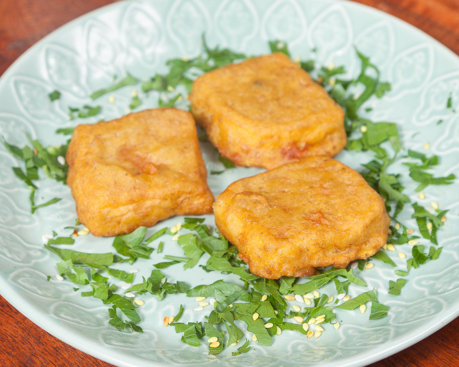 Наггетсы тофу