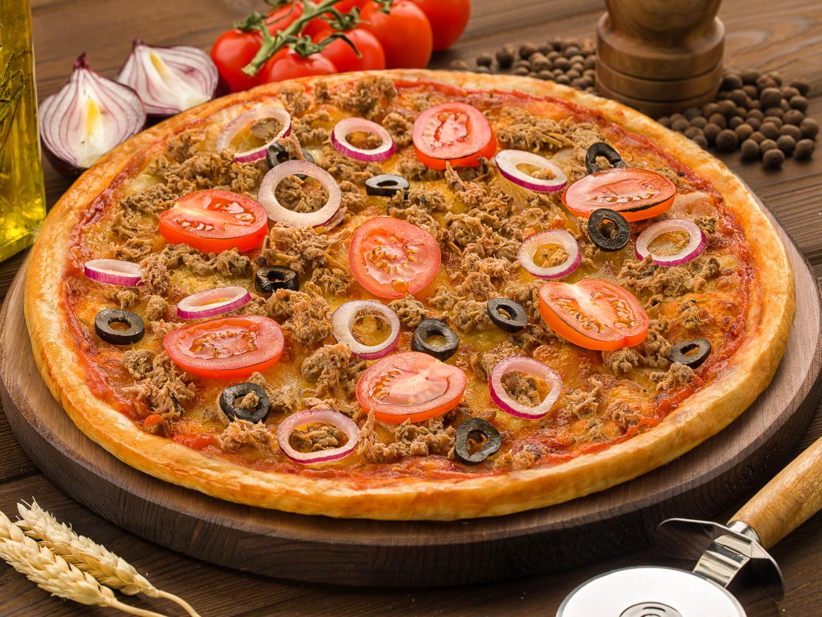 Пицца Терамо