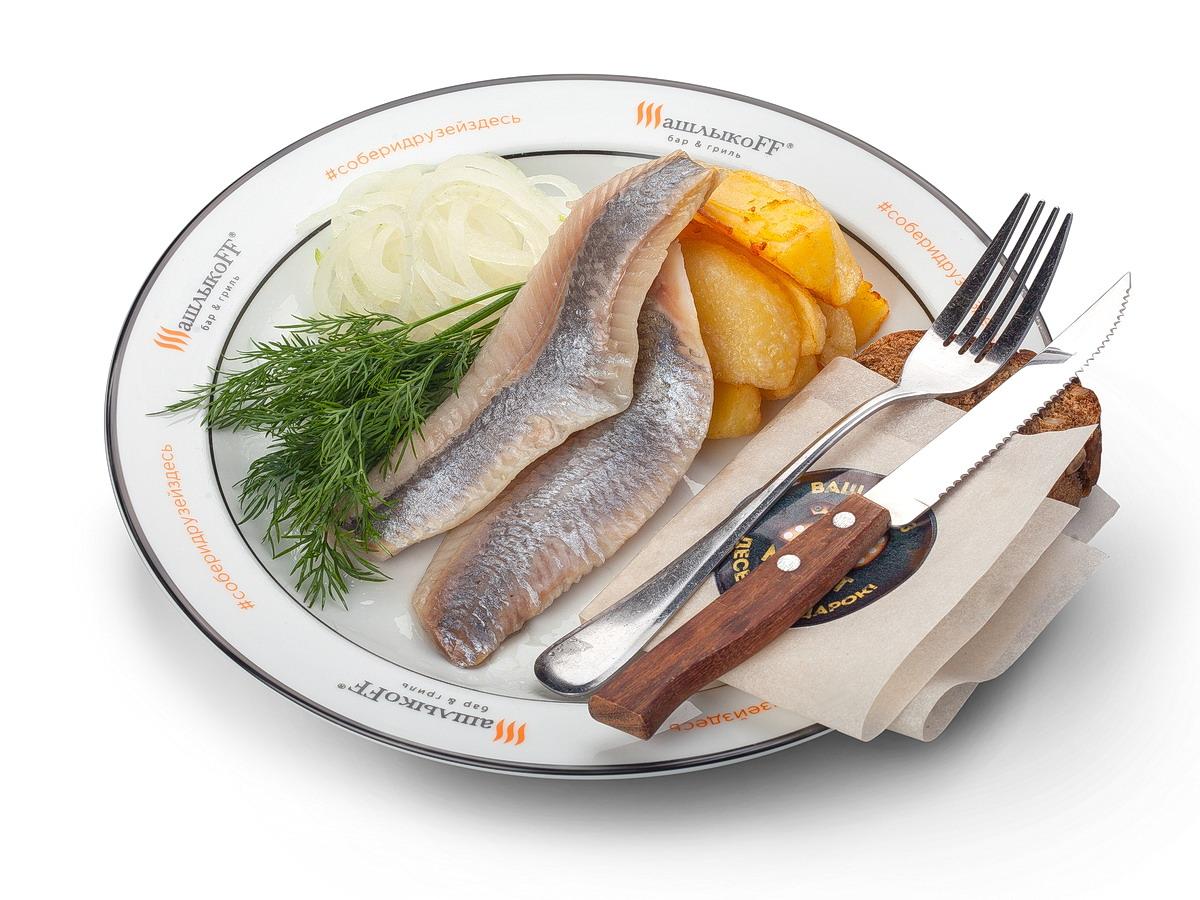 Закуска по-сибирски