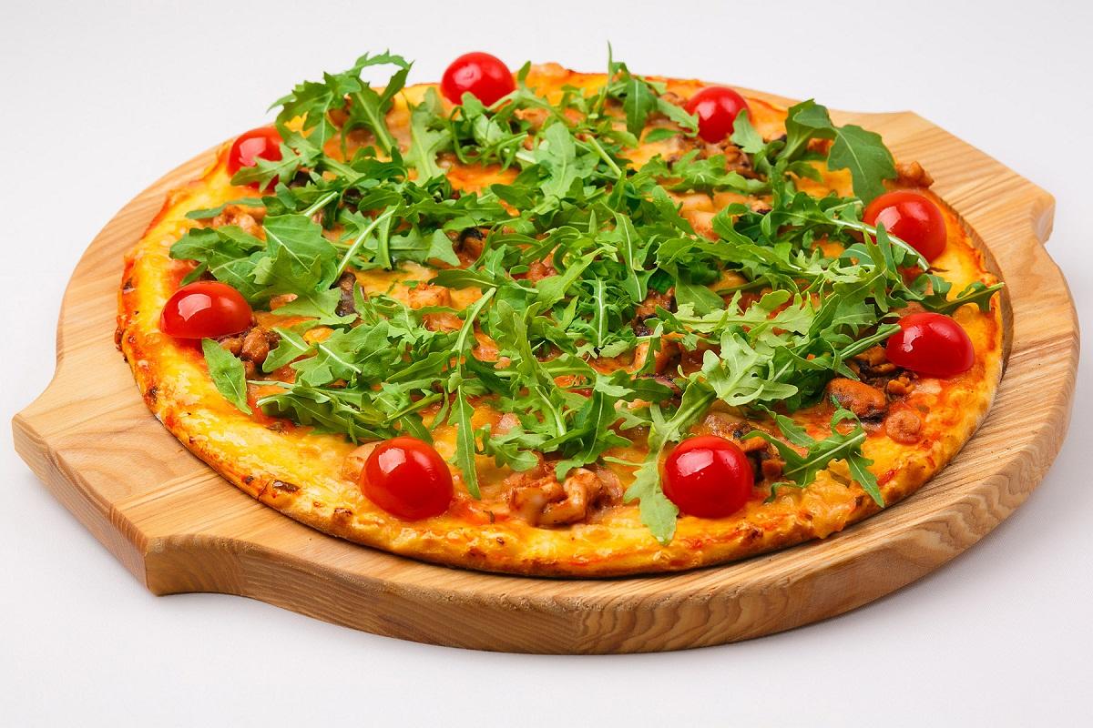 Пицца Морской царь