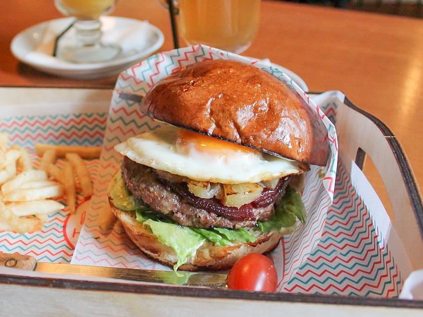 Бутерброд Австралия Австралийский Ози