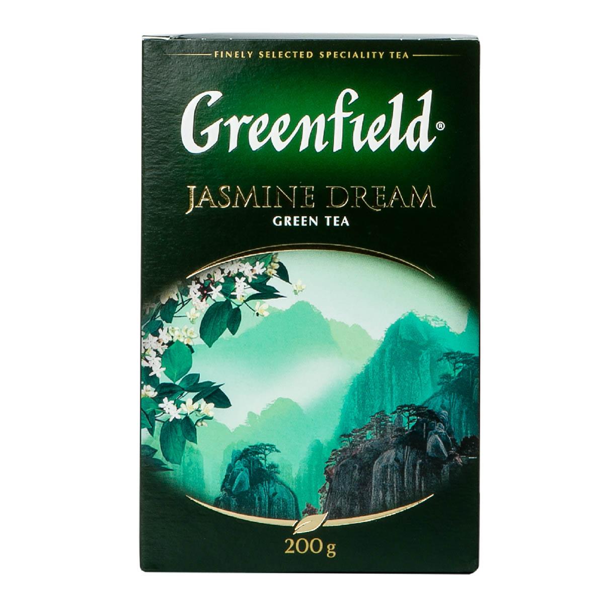 Greenfield жасмин