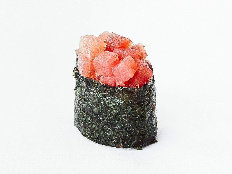 Суши Магуро спайс