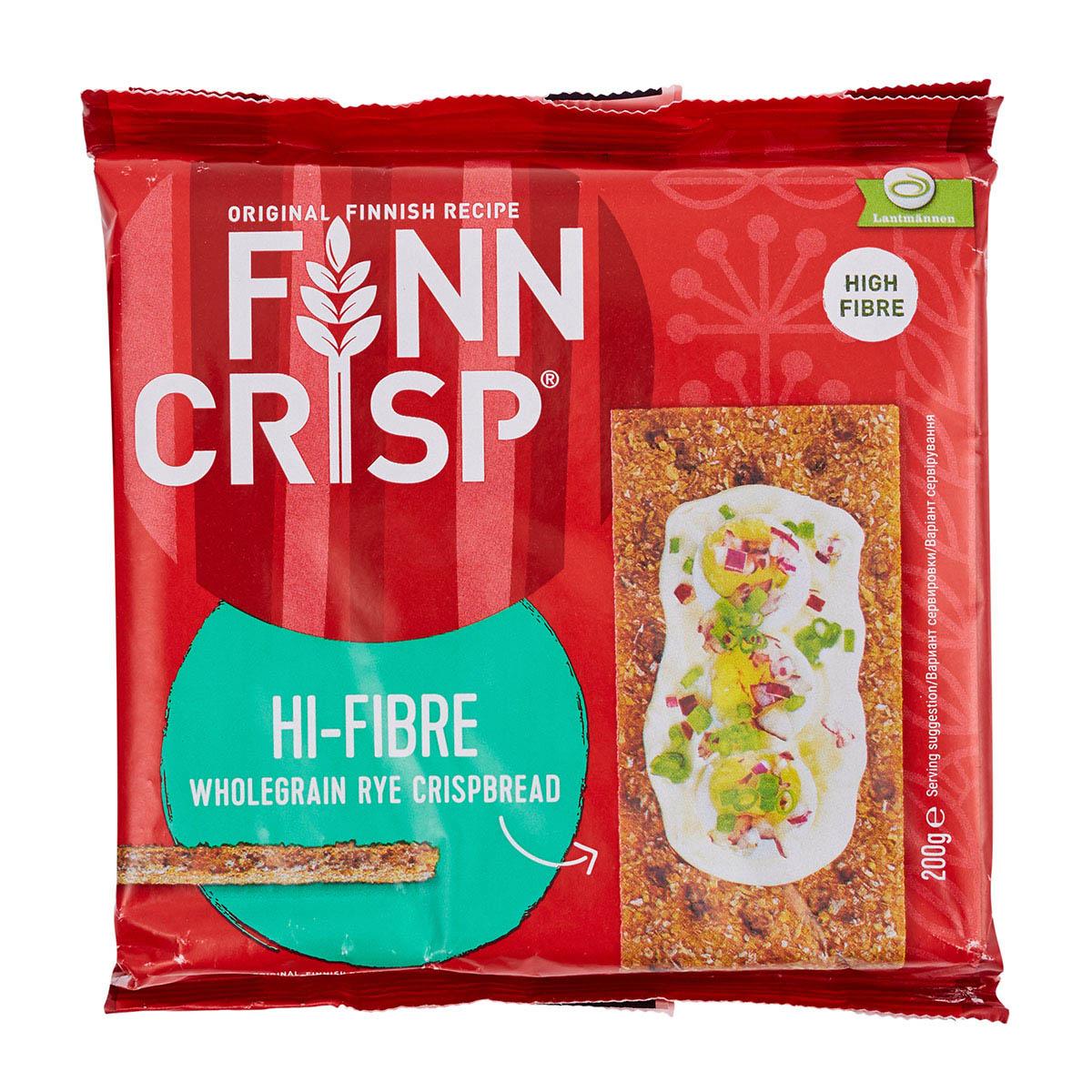 Finn crisp отруби