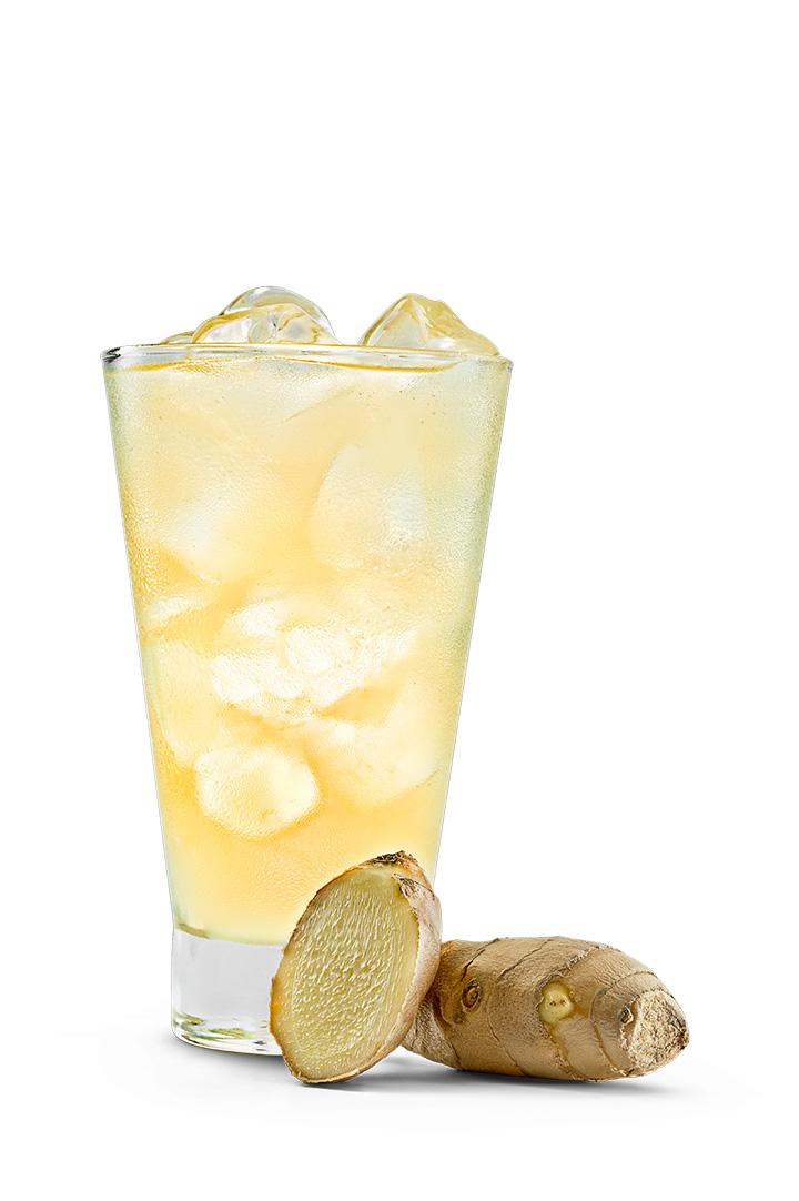 Лимонад 0,3 имбирный