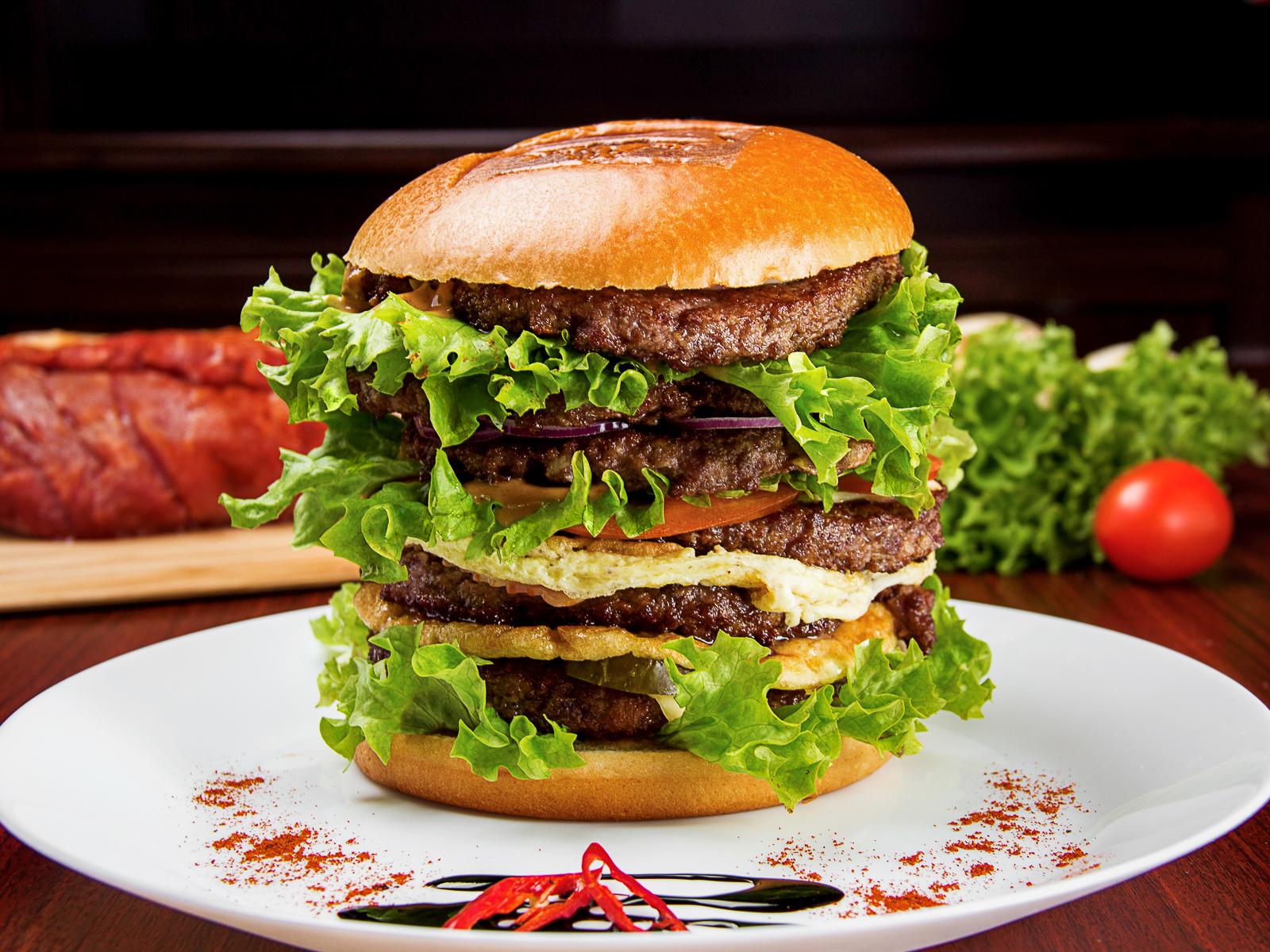 Бургер Бифало