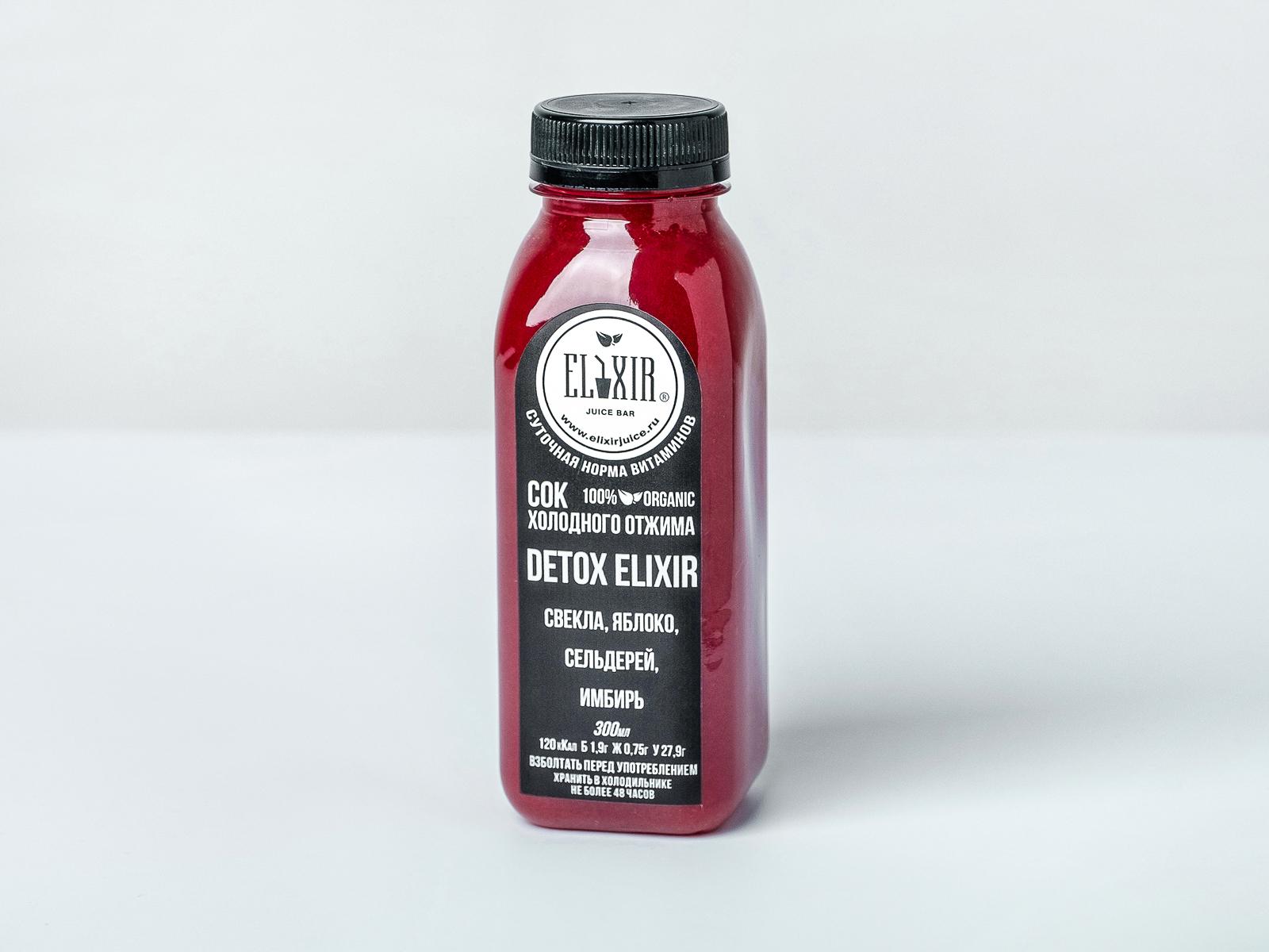 Сок Detox Elixir