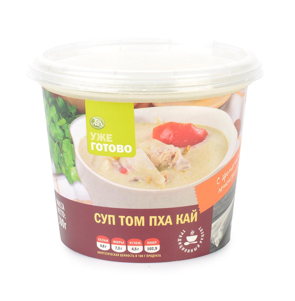Суп Том Пха Кай