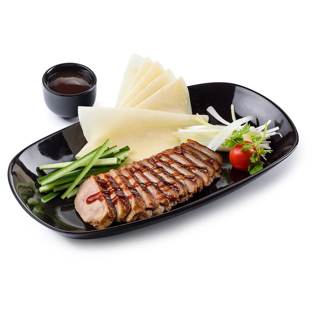 Утка по-пекински (порция на 1 человека)
