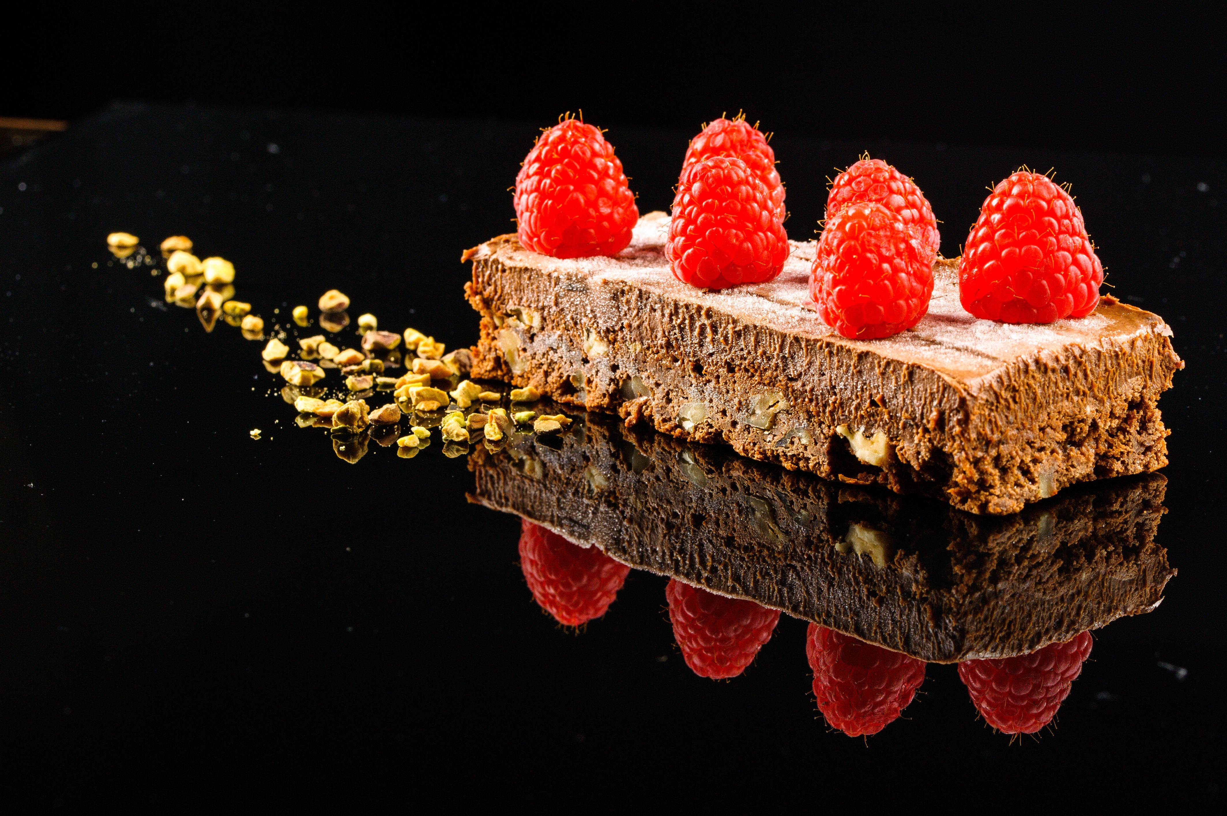 Шоколадный палет
