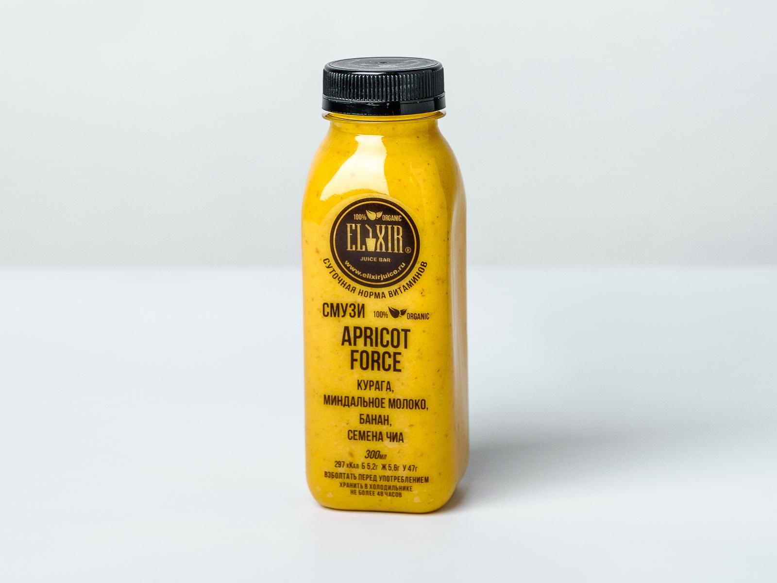 Смузи Apricot force