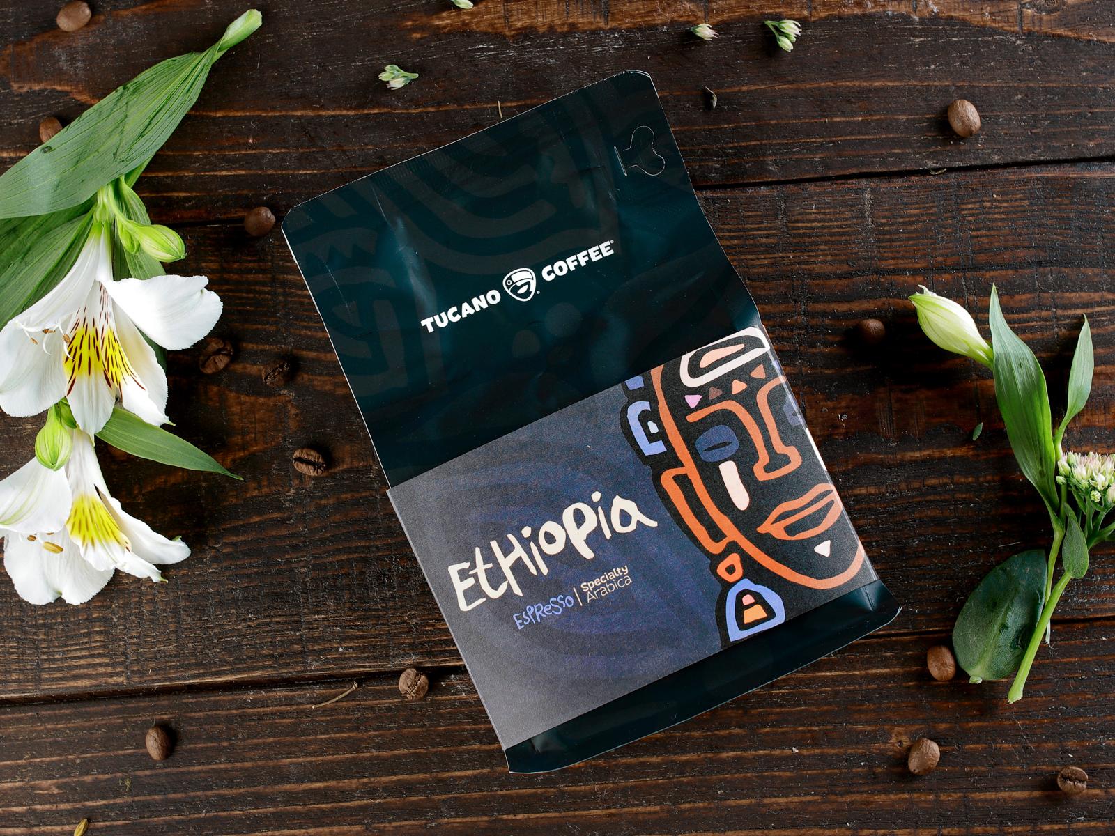 Зерна Эфиопия