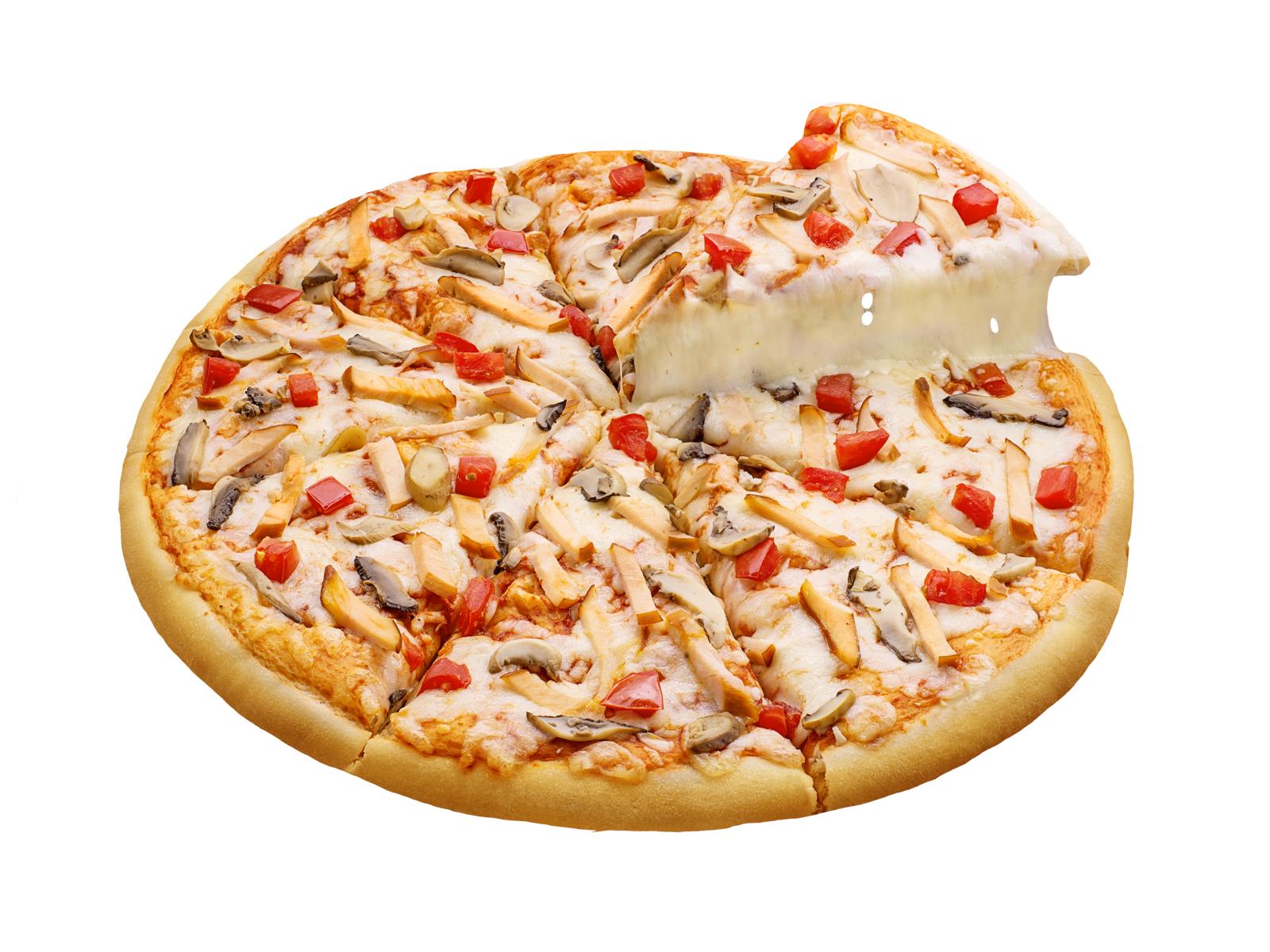 Пицца Де-люкс