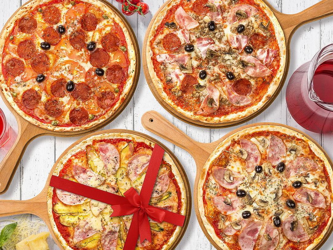 Комбо Пицца в подарок