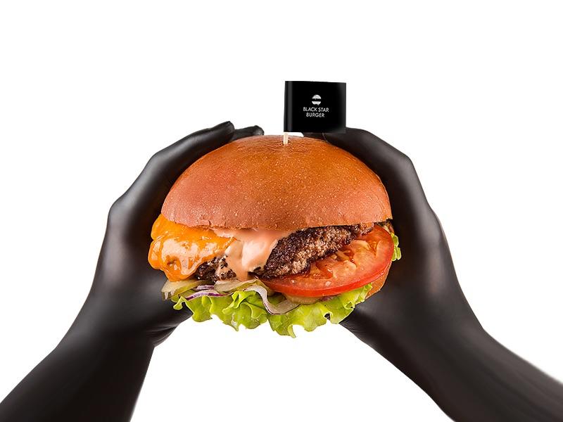 Бургер Классика двойной с говядиной