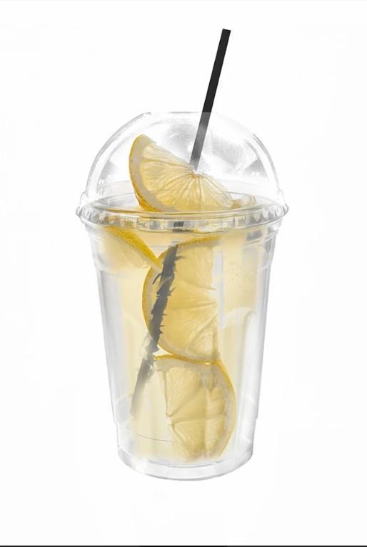 Лимонад имбирный