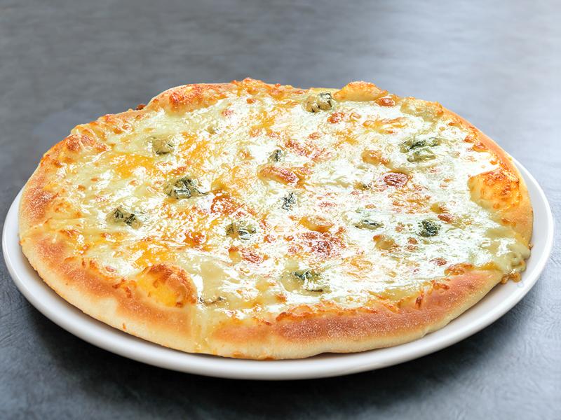 Пицца Четыре сыра большая