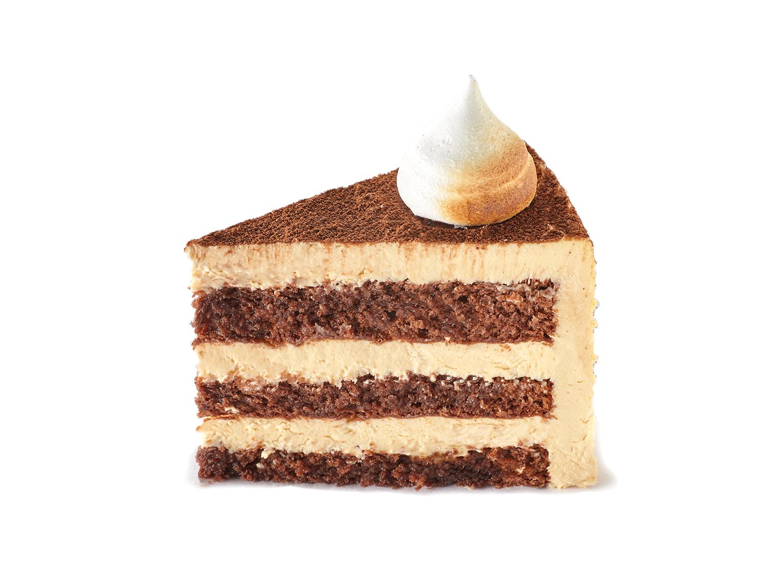 Торт Шоколад/карамель