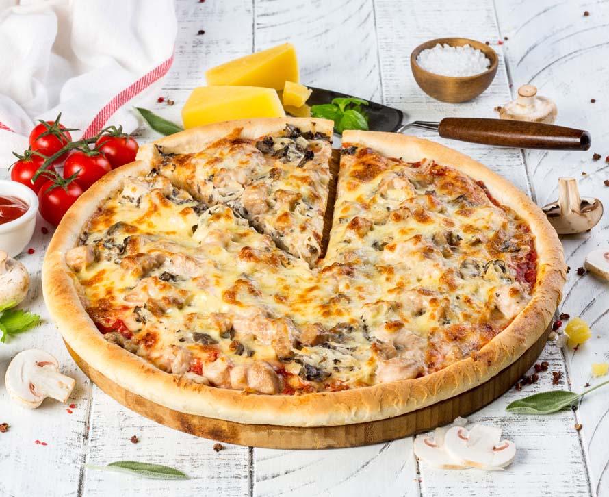 Пицца Марсельеза с двойной начинкой