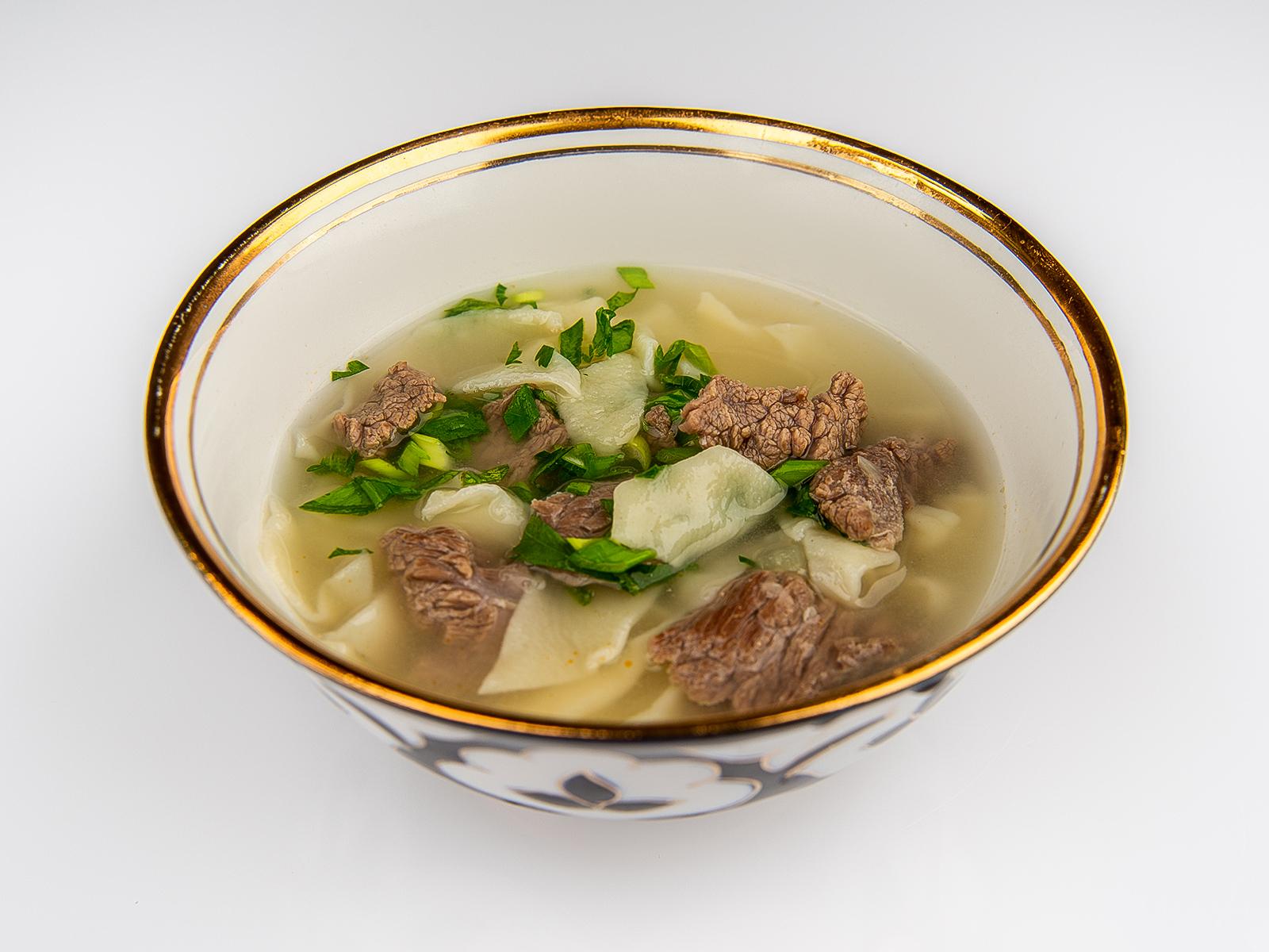 Суп по-ташкентски
