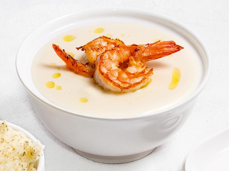 Суп Эби куриму супу