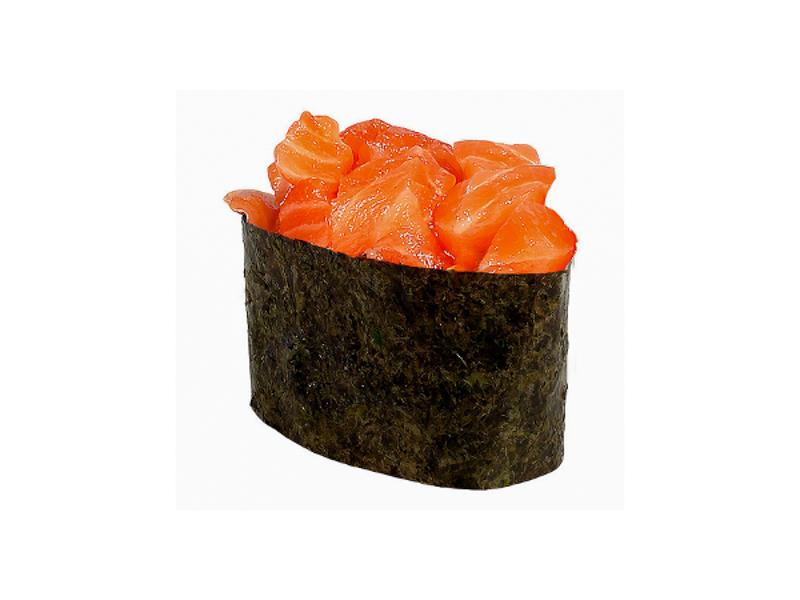 Сяке спайси суши